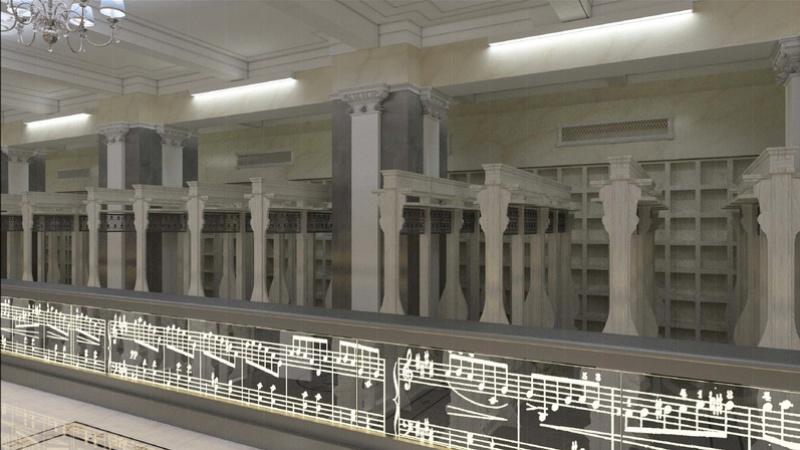 Оренбургская филармония готовится к обновлению