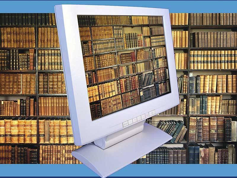 library an internet essay